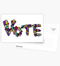 Vote Postcards