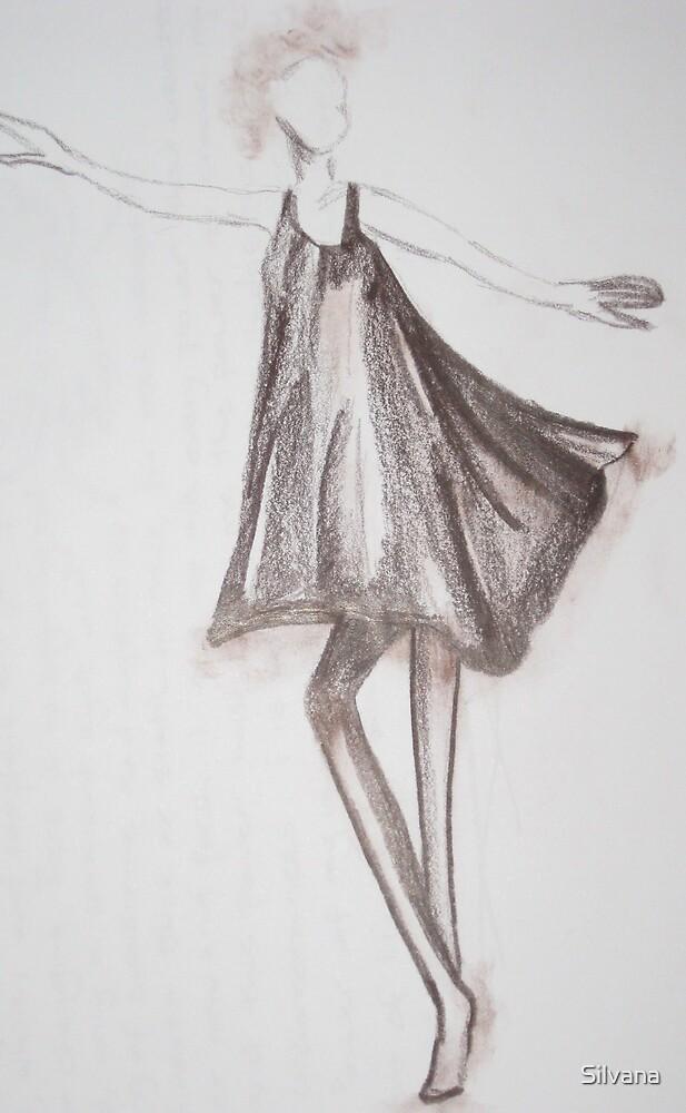 Dancer by Silvana
