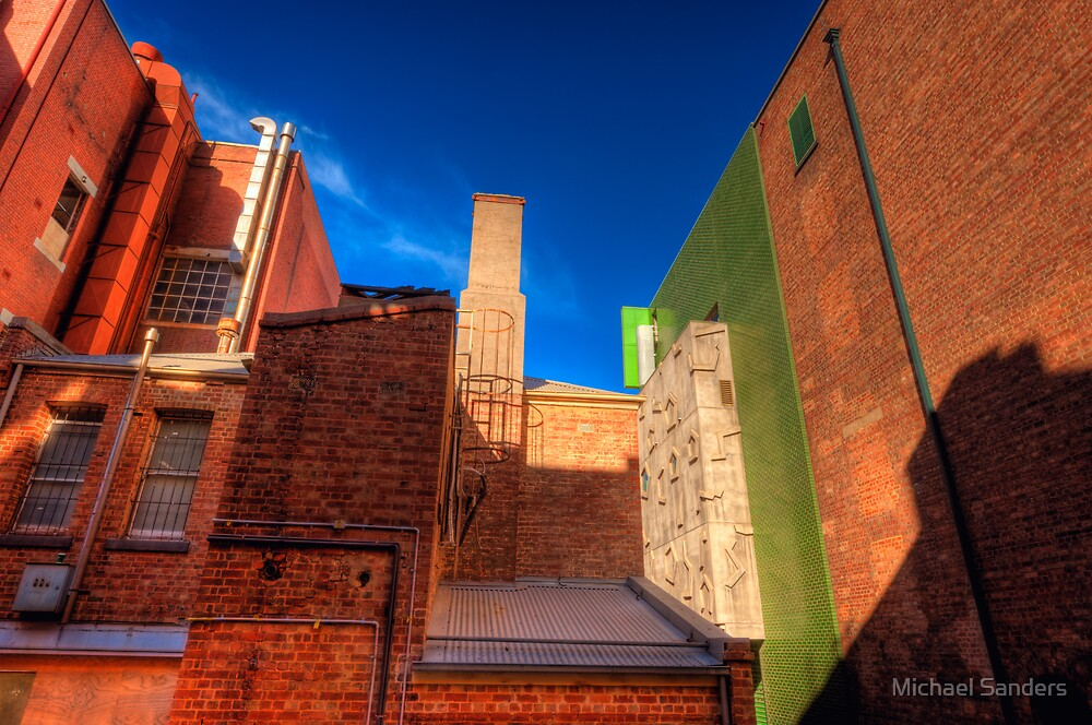 RMIT Building by Michael Sanders