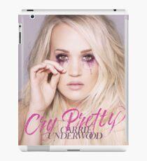 Cry Pretty iPad Case/Skin