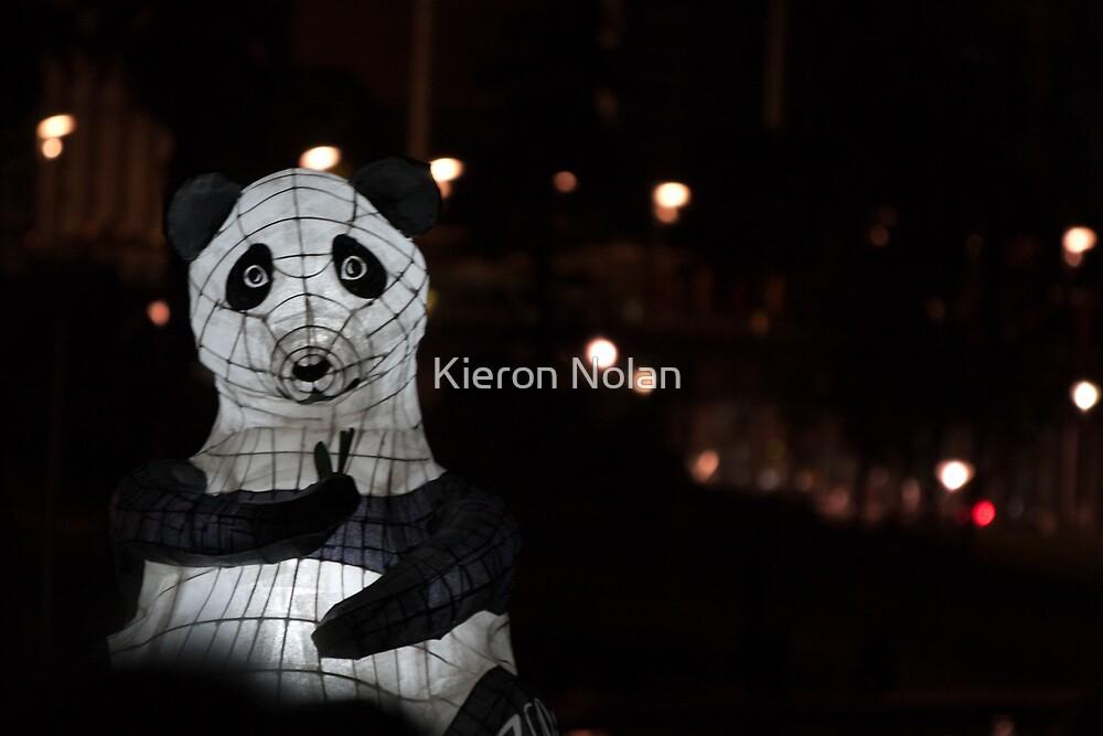 Oz Asia Panda by Kieron Nolan