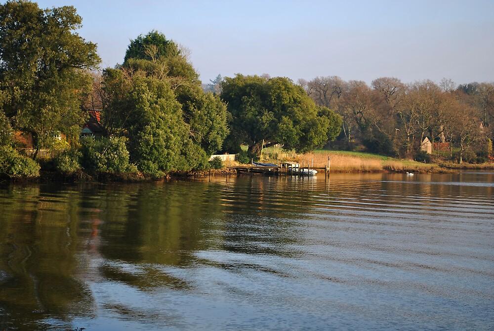 Beaulieu River by Paul Ritchie