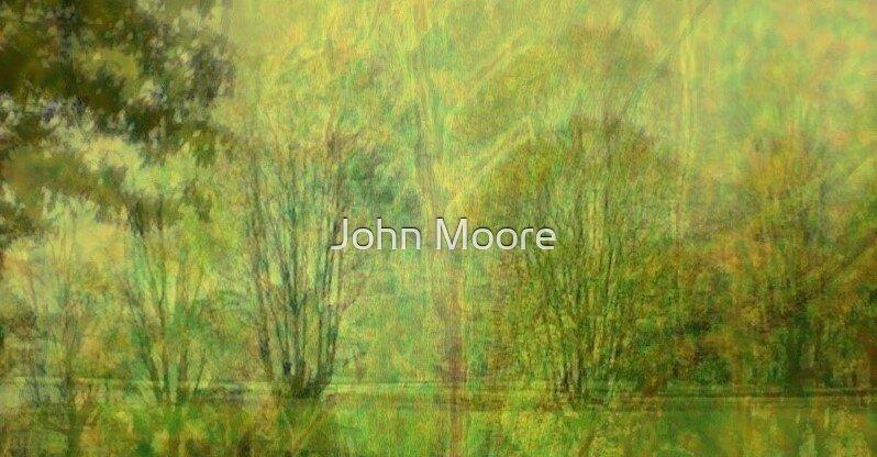 Sylvan Vista by John Moore