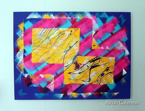 """Capa"" by Alton Coleman"