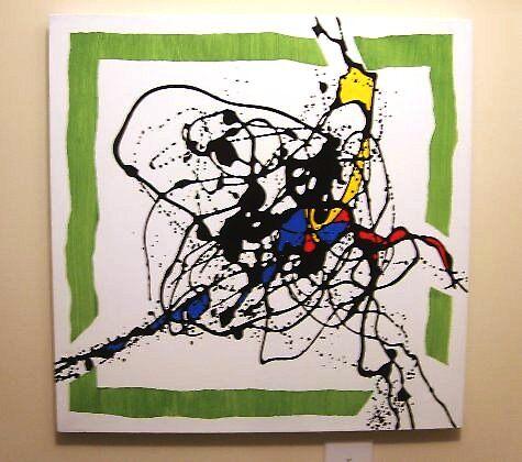 """Outside the Box"" by Alton Coleman"