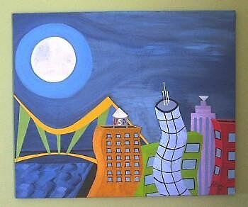 """""""City Dreaming"""" by Alton Coleman"""