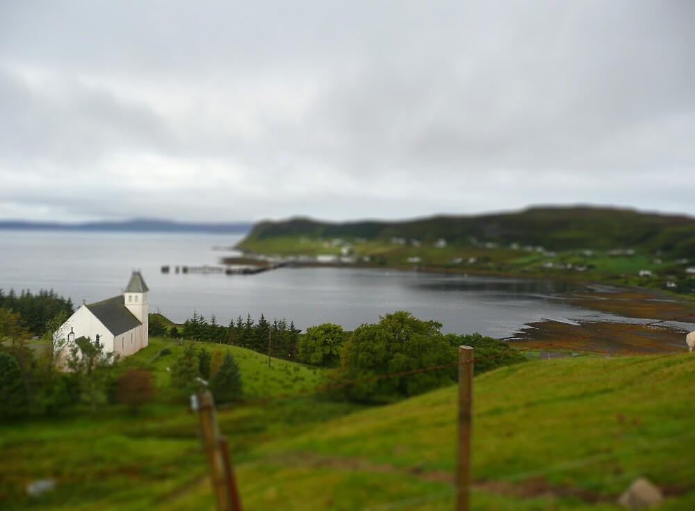 Uig, Scotland by Gavin Craig