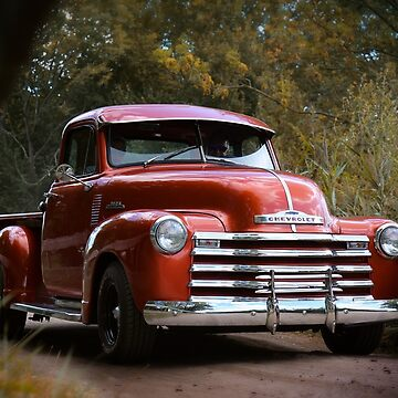 Chevy 3100 - Pickup by hottehue
