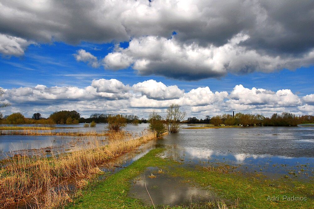 Dutch Sky by Adri  Padmos