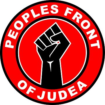 Peoples front of Judea by BigTime