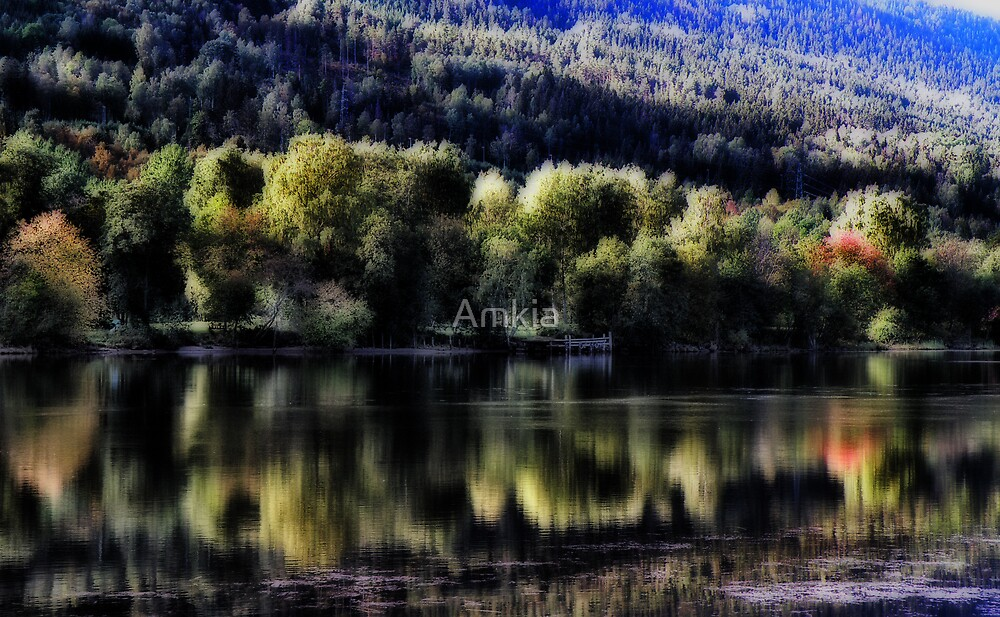 pre autumn by Amkia