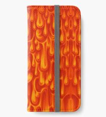 Pumpkin Guts iPhone Wallet/Case/Skin