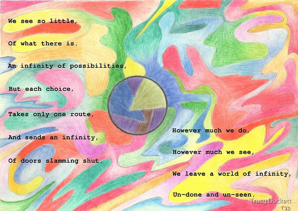 Infinity by Tracy Duckett