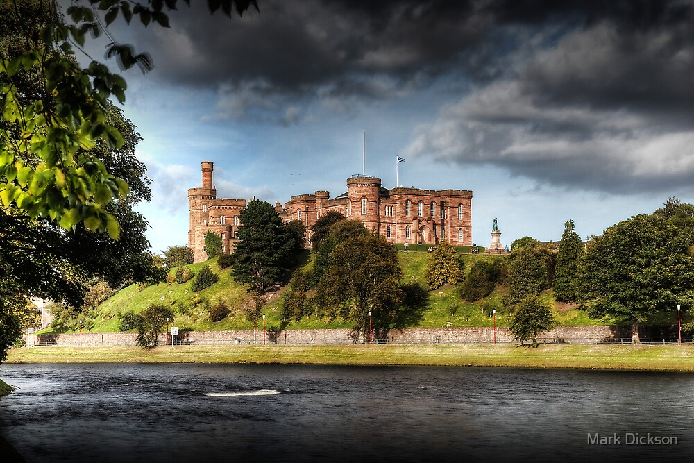 Inverness Castle by Mark Dickson