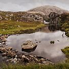 Harris Water by Mark Dickson
