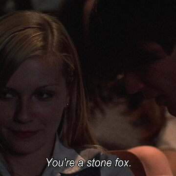 the virgin suicides - stone fox by electricgal