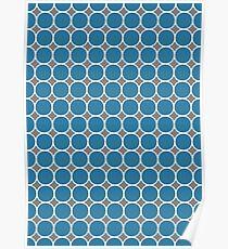 ponovan (blue) Poster