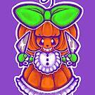 Chibi Pumpkin Loli by Penelope Barbalios
