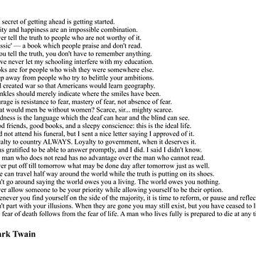 Mark Twain Quotes by qqqueiru