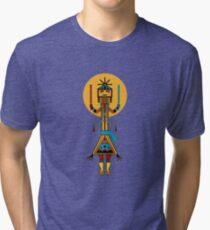 Navajo Ye'ii Tri-blend T-Shirt