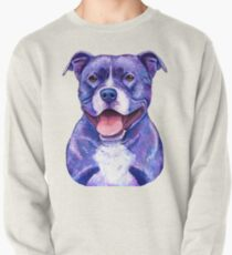 Colorful American Pitbull Terrier Dog Pullover
