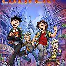 COVER 4 von LuziferJunior
