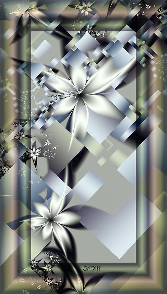 Icy flower by FractaliaNo1