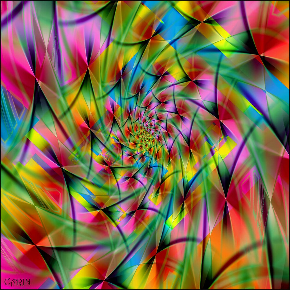 Pastell chaos by FractaliaNo1