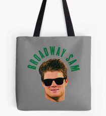 Broadway Sam Darnold New York Jets Namath Homage (Classic) Tote Bag