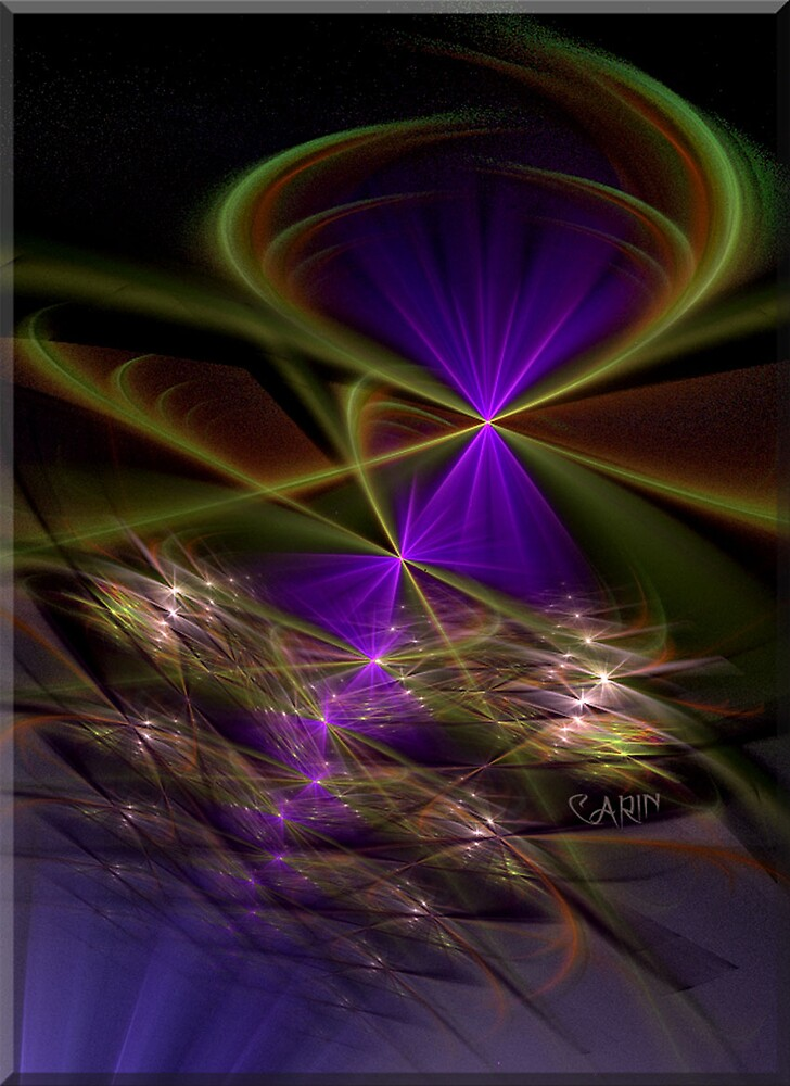 Nightwave l by FractaliaNo1