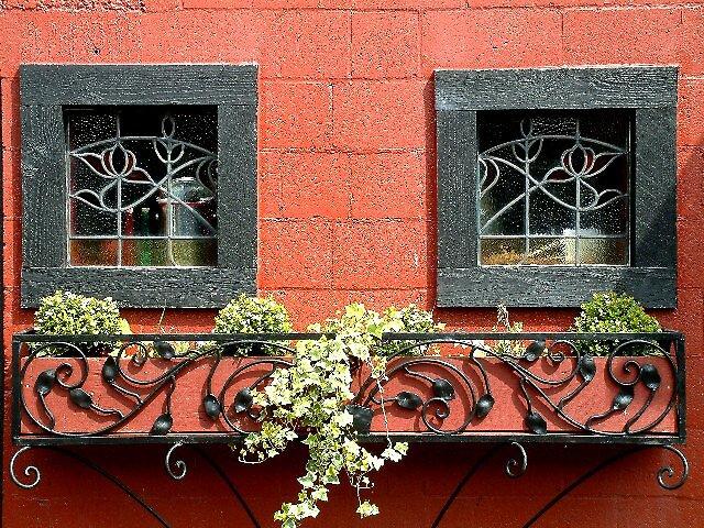 Fort Langley Windows by jakking