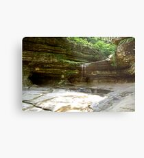 LaSalle Canyon Metal Print