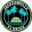 Jacksonville Florida Beach Ocean Vacation Travel Surf Surfing by MyHandmadeSigns