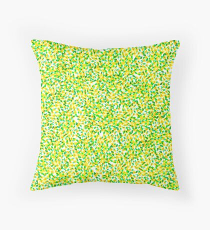 Forge-Me-Nots Throw Pillow