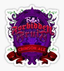 Bella's Forbidden Fruit Sticker