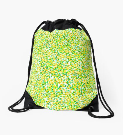 Forge-Me-Nots Drawstring Bag