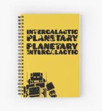 Cuaderno de espiral Beastie Boys - Intergaláctico