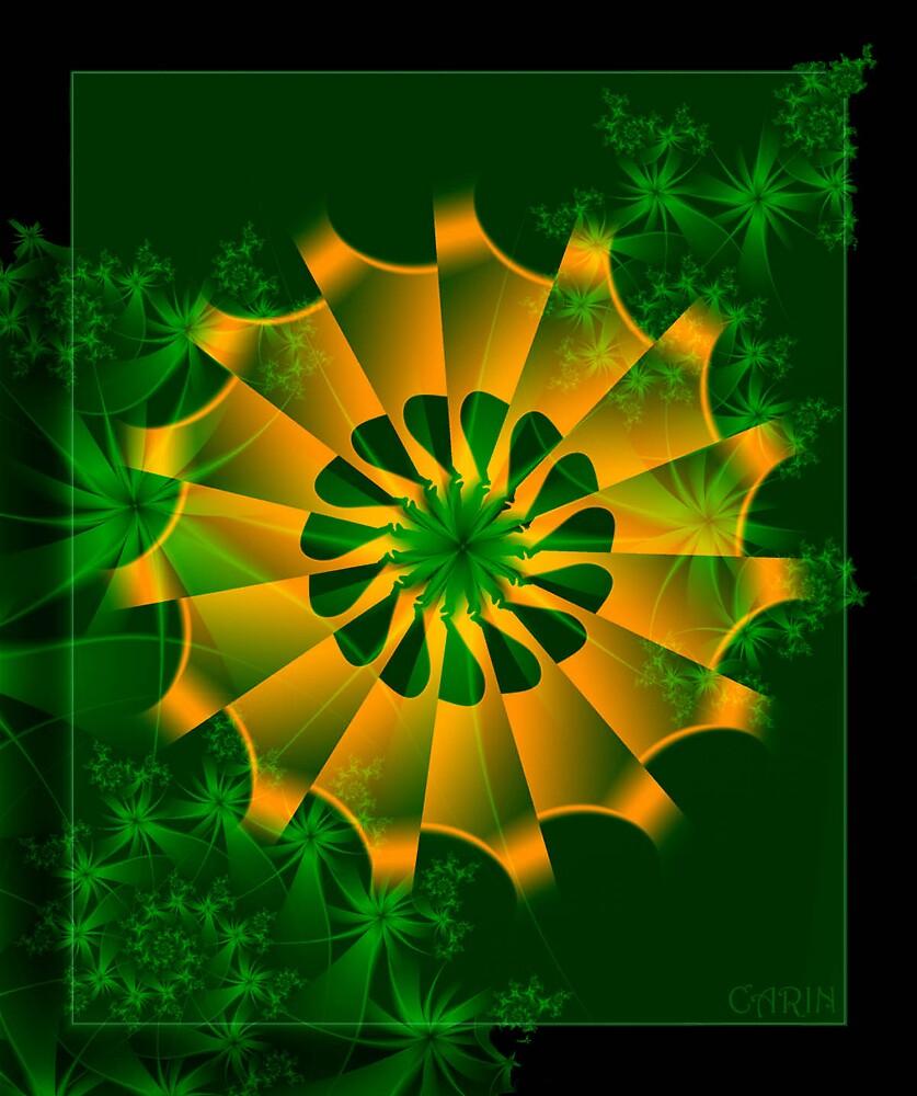 Yellow splasch by FractaliaNo1