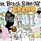 Great British Bake Off 2018: Week Three by lauriepink