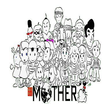 Mother by DrkHikari