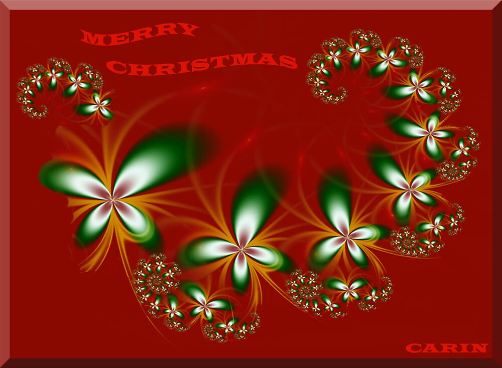 Christmas llll by FractaliaNo1