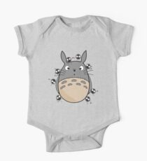 Little Totoro One Piece - Short Sleeve