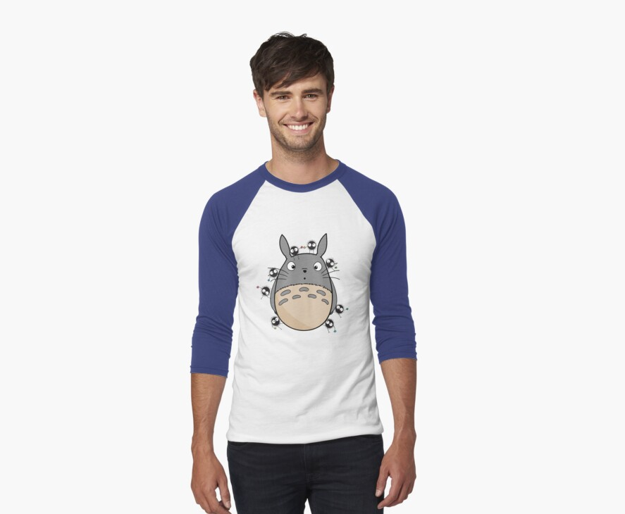 Little Totoro by alexhefe