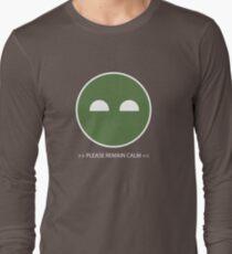 Halo ODST Superintendent - Calm Long Sleeve T-Shirt