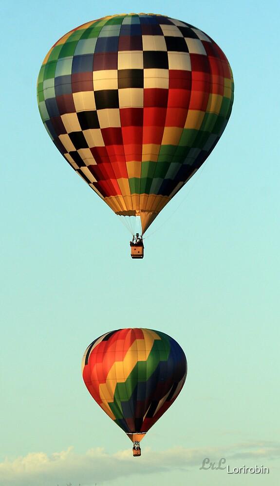 Double Hot Air Fun by Lorirobin
