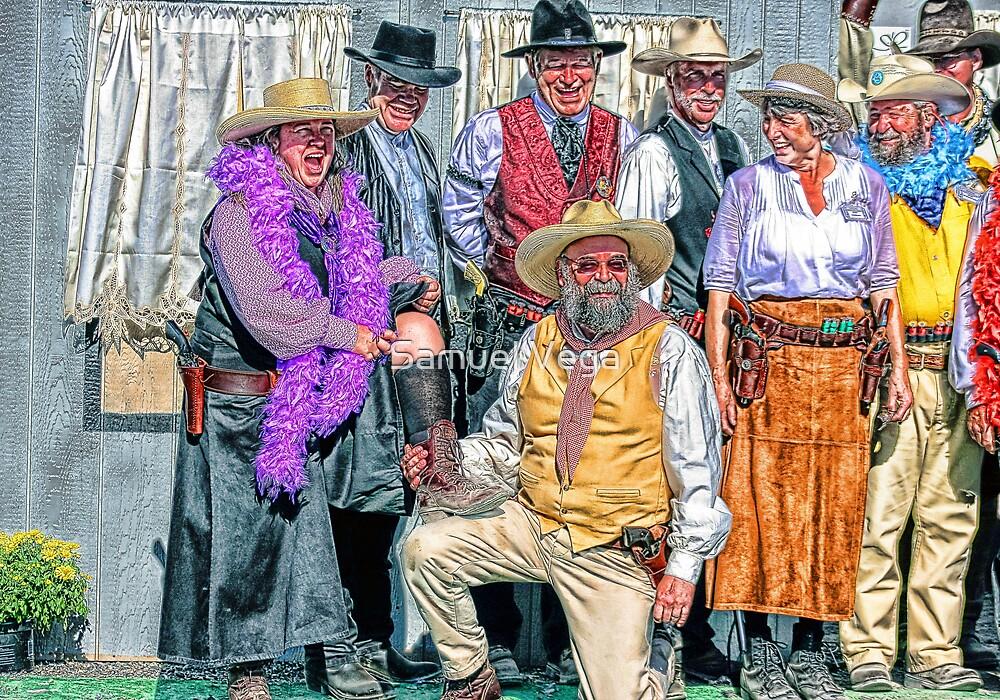 The Gang by Samuel Vega