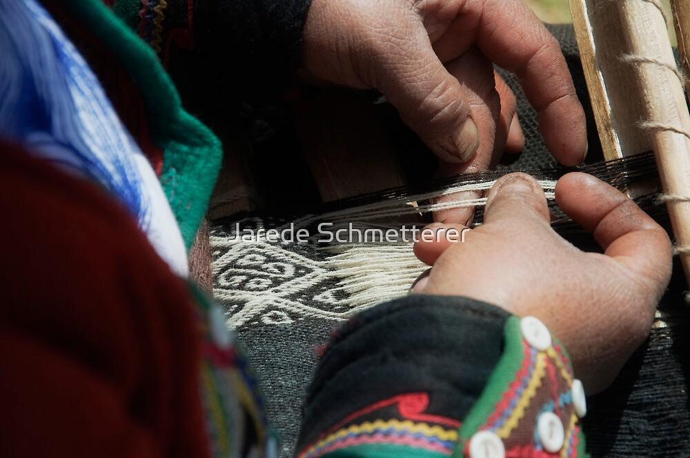 Incan Art by Jarede Schmetterer