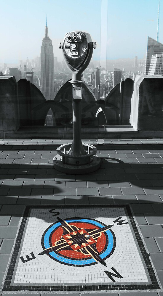Top of the Rock by Sara Fortune