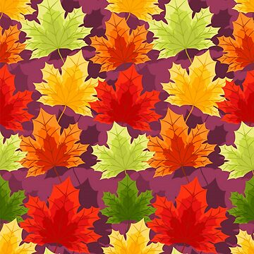 Gorgeous Fall Leaves by pugmom4
