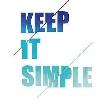 Keep it simple by open-eyes